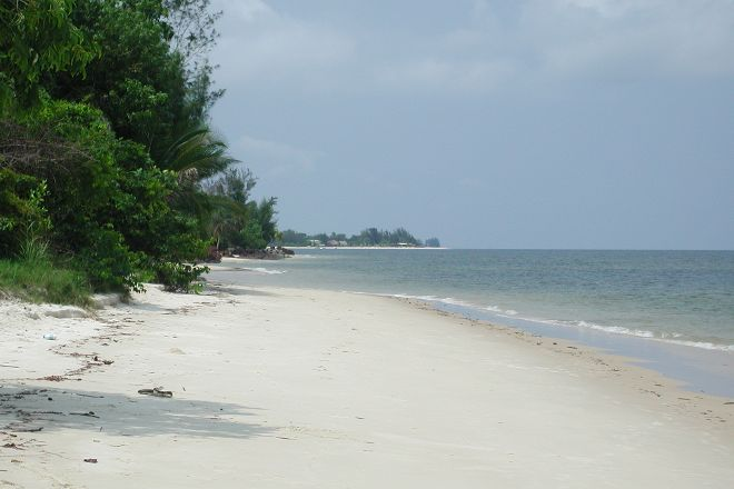 Pointe-Denis Beach, Libreville, Gabon