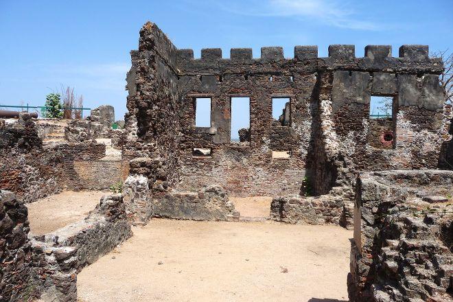 Fort James Island, North Bank Division, Gambia