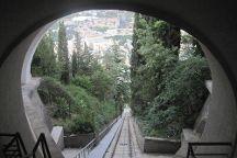 Tbilisi Funicular, Tbilisi, Georgia