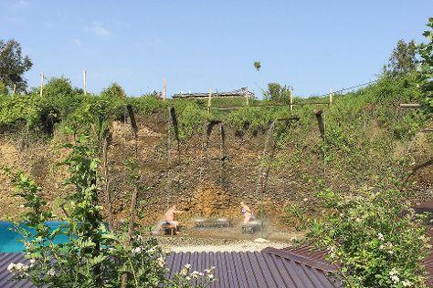 Hot Springs, Gudaut'a, Georgia