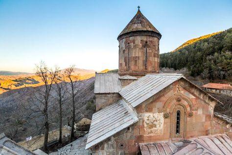 Sapara Monastery, Akhaltsikhe, Georgia