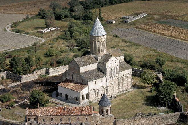 Alaverdi St. George Cathedral, Telavi, Georgia