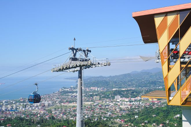 Argo Cable Car, Batumi, Georgia
