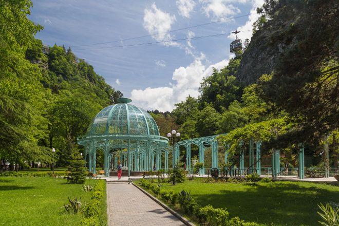 Borjomi Central Park, Borjomi, Georgia