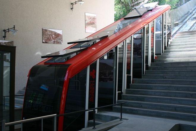 Funicular, Tbilisi, Georgia