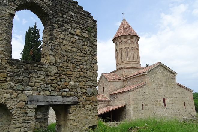 Ikalto Monastery Complex, Ikalto, Georgia