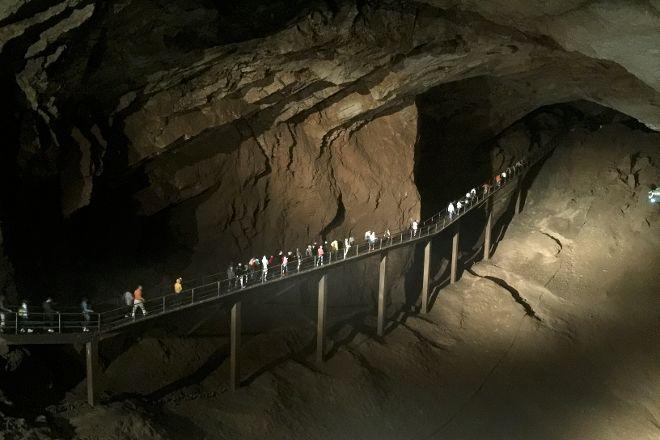 New Athos Cave, New Athos, Georgia