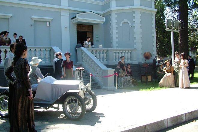 Nobel Brothers Batumi Technological Museum, Batumi, Georgia