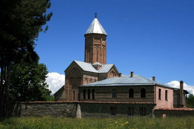 Shuamta Monasteries, Telavi, Georgia