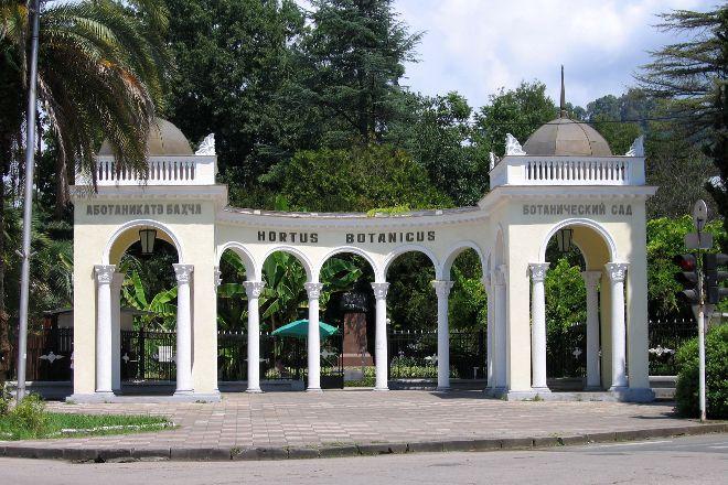 Sukhumi Botanical Garden, Sukhumi, Georgia
