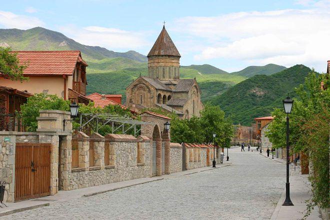 The City-Museum Reserve of Mtskheta, Mtskheta, Georgia
