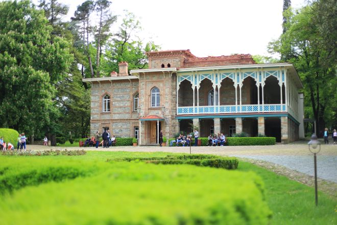 Tsinandali Palace, Tsinandali, Georgia