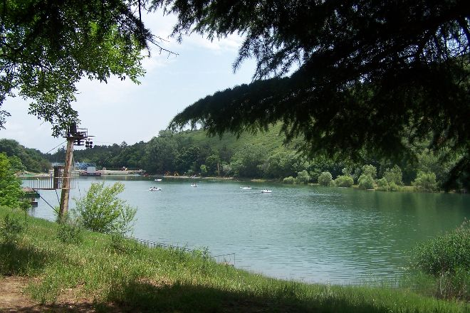 Turtle Lake, Tbilisi, Georgia