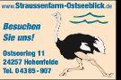 Straussenfarm Ostseeblick