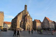 Altstadt, Nuremberg, Germany