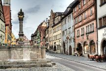 Altstadt, Rothenburg, Germany