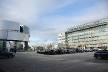 Audi Museum, Ingolstadt, Germany