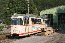 Bergische Museumsbahnen, Wuppertal, Germany