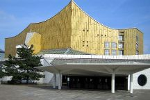Berliner Philharmonie, Berlin, Germany