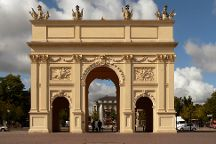 Brandenburger Tor Potsdam, Potsdam, Germany