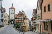 Das Plonlein, Rothenburg, Germany