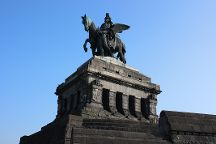 Emperor William Monument, Porta Westfalica, Germany
