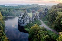 Externsteine, Horn-Bad Meinberg, Germany
