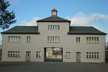 Memorial and Museum Sachsenhausen, Oranienburg, Germany