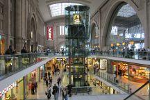 Hauptbahnhof Leipzig, Leipzig, Germany