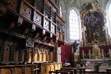 Hofkirche, Wurzburg, Germany