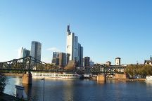 Iron Bridge, Frankfurt, Germany