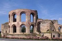 Kaiserthermen, Trier, Germany