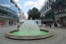Konigstrasse, Stuttgart, Germany