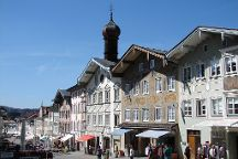 Marktstrasse, Bad Toelz, Germany