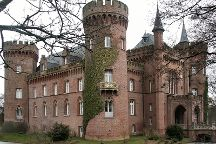 Moyland Castle, Bedburg-Hau, Germany