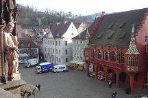 Munsterplatz, Freiburg im Breisgau, Germany
