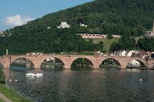 Old Bridge (Karl Theodor Bridge), Heidelberg, Germany