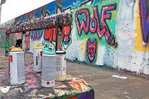 Paint your first Graffiti - Graffiti Workshop in Berlin, Berlin, Germany