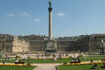 Palace Square, Stuttgart, Germany
