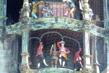 Rathaus-Glockenspiel, Munich, Germany