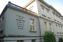 Roentgen Memorial Site Wuerzburg, Wurzburg, Germany