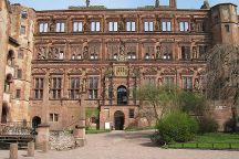 Schloss Heidelberg, Heidelberg, Germany
