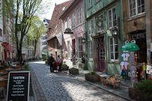 Schnoor Viertel, Bremen, Germany