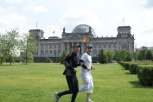 SJSW Sightjogging Sightwalking Berlin