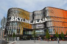 Skyline Plaza, Frankfurt, Germany