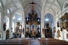St Andreas Church, Berchtesgaden, Germany