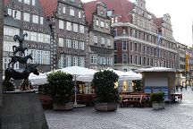 Bremer Stadtmusikanten, Bremen, Germany