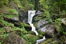 Triberger Waterfall, Triberg, Germany