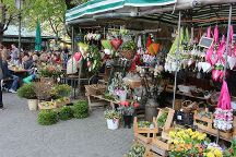 Viktualienmarkt, Munich, Germany