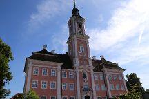 Wallfahrtskirche Basilika Birnau, Uhldingen Muhlhofen, Germany